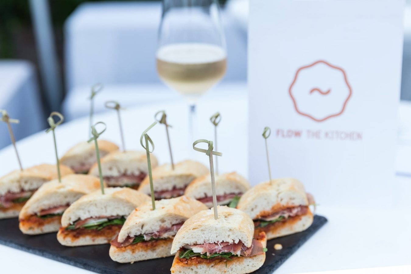 Fingerfood Catering Lunch & Buffet Sandwiches ~ FLOW THE KITCHEN