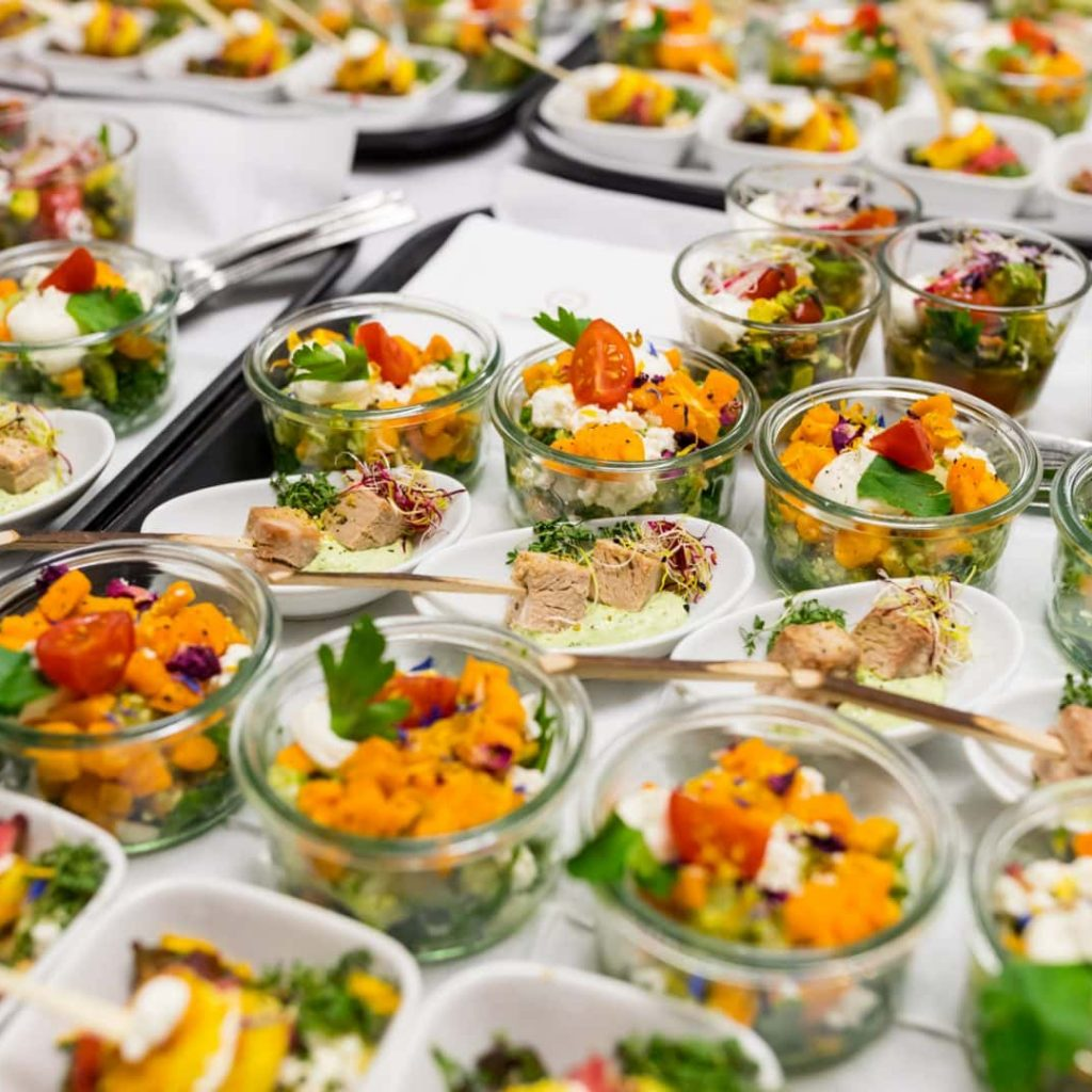 Kundenevent - Fingerfood Catering in Frankfurt am Main