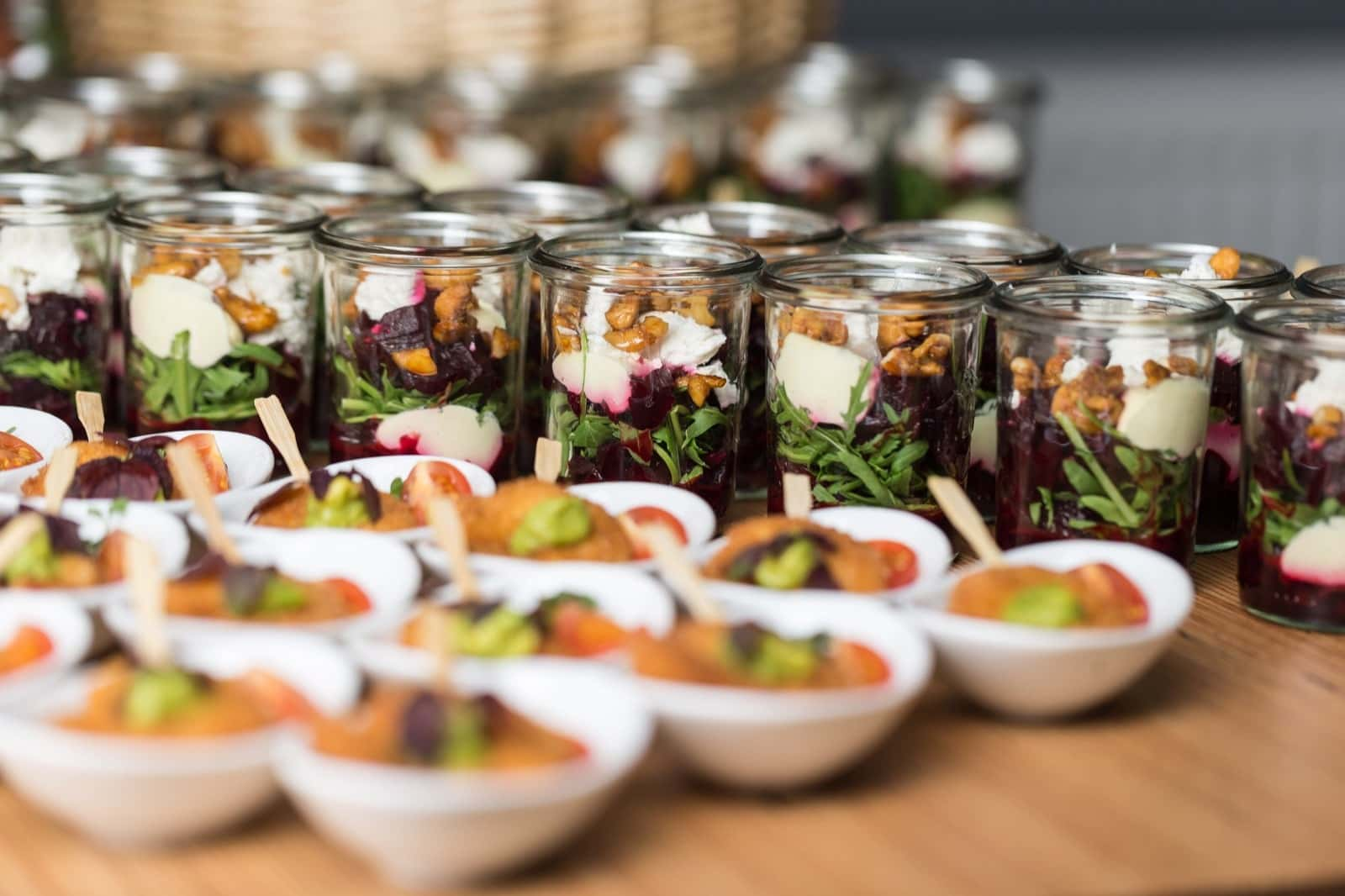 Business Catering | Frankfurt am Main | FLOW THE KITCHEN